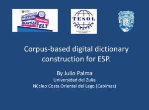 corpus-based dictionary